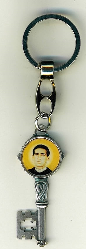 Key ring   st. toribio 105.0418 c 001