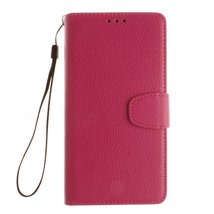 Lumia 640 XL Case,Lichee Pattern Leather [Wallet Feature] Protection Wal... - $3.95