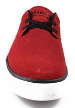 Fallen Footwear Fal-Spirit Blood Red Jamie Thomas Low Top Skate Shoes image 5