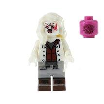 1 Pcs The Horror Theme Movie Zombie Fit Lego Building Block Minifigures ... - $6.99