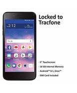 TracFone LG Rebel 4 4G LTE Prepaid Smartphone (Locked) - Black - 16GB - ... - $65.83