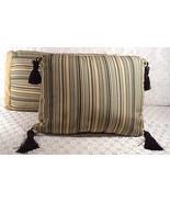2 Decorative Accent Throw Pillows By Sunbrela - $26.68