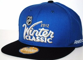 Philadelphia Bridgestone NHL Winter Classic Reebok Hockey Snapback Cap Hat - $18.04