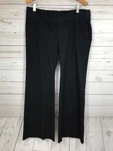 Gap Womens Maternity Stretch Pants Size 6 Pull On Black - $9.85