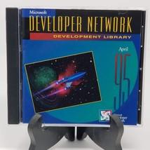 Microsoft Development Network Development Library April 95 MSDNL11 - $20.00