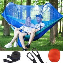 Automatic Quick Opening Hammock Outdoors Camp Mosquito Net - $21.99+