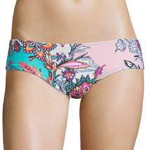 Arizona Paisley Sundays Scrunch Merrow Hipster Swim Bottoms Size S, M, L... - $14.99