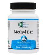 Ortho Molecular Methyl B12 | 60 Tablets - $29.99