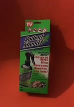 Rodent Sheriff As Seen on TV Pest Control Spray Fast Acting Proven Formu... - $13.99