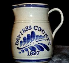 1997 Daviess County Westerwald Pottery/Stoneware Pitcher AA-191826 (1 Piece ) image 2