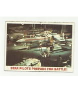 STAR WARS 1977 BURGER KING STAR PILOTS PREPARE FOR BATTLE - $2.45