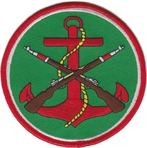 Mexican Marines Infantería De Marina Patchogue Patch - $11.87