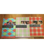 Lot 3 chapter books girls The Clique revenge of the wannabes not easy be... - $4.99