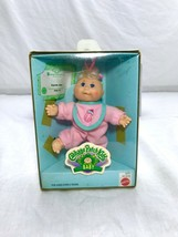 Vintage 1997 Cabbage Patch Baby Mini Collectible doll NIB 'Karrie Jean' - $39.60