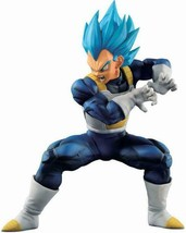 Dragon Ball Ichiban Super Saiyan Blue Vegeta Collectible PVC Figure [Evo... - $88.51