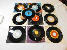 Lote De 10 Álbum Record Vinilo 13.7ms The Entertainer,George Strait,The 5th - $42.76
