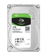 Seagate BarraCuda ST1000DM010 1 TB Hard Drive - 3.5 Internal - SATA (SAT... - $73.98