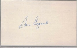 SAM ESPOSITO Auto/Autograph 3x5 Index Card White Sox/Athletics (1931-2018) - $8.96