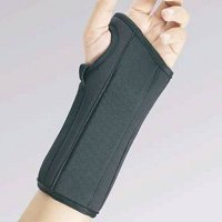 ProLite 88220 Stabilizing Wrist Brace, Right Extra Small Black