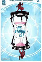 REVISIONIST #6 (AFTERSHOCK COMICS 2016) Priority Mail Shipping - $2.99
