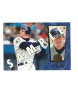 Jeff Bagwell 1995 Score Select Sample Card #37 Houston Astros Free Shipping - $2.89