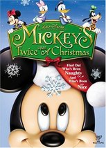 Disney Mickeys Twice Upon A Christmas  (DVD, 2004)