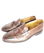 Cole Haan Air Men's Size 9 Tassel Brown Loafer Dress Shoes C07907 - $38.92