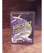 Aircraft Collector's Edition Add-On CD for Microsoft FSX, Flight Simulat... - $7.95