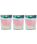 4-Pack NEW Miracle Girl Beauty Cosmetic Makeup Sponges 25pc/Pack (Sealed... - $17.81