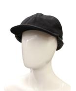 Framar by Seifter Hats Men's Black/Charcoal Earflap Cap, Size M - $42.08