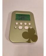 Radica Blackjack Handheld Game 2008 Mattel Lighted - $6.92