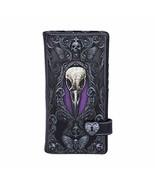 Nemesis Now Edgar Allen Poe Nevermore Raven Purse, us:one Size, Black - $33.61