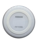 Samsung Fast Charge Wireless Charging Pad EP-PN920 - Pearl White - $19.99