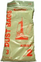 Kirby Style 2 Vacuum Cleaner Bags Fits: Heritage I, EnviroCare Replaceme... - $5.76