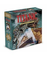 University Games Murder on the Titanic Mystery Jigsaw Puzzle [Toy] Unive... - $31.63