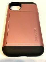 Spigen Slim Armor CS case for Apple iPhone 11 Pro 5.8' Card Space Rose Gold - $7.92