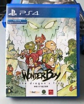 Wonder Boy: The Dragon's Trap (Sony PlayStation 4 PS4, 2017) Asia Version - $25.82