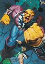 DC Villains MOGUL Prototype Trading Card 1995 Skybox NM - $4.89