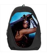 backpack bookbag justice league wonder woman - $41.00