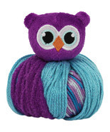 """DMC Top This! Yarn-Owl, Set Of 4"" - ₨1,774.44 INR"