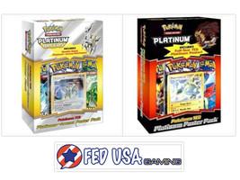 Pokemon Platinum Poster Pack Magnezone & Arceus Bundle, 1 of Each - $89.99