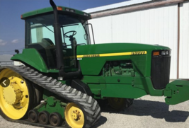 1997 JOHN DEERE 8400T For Sale In Marissa, Illinois 62257 image 3