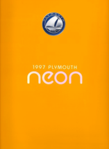 1997 Plymouth NEON sales brochure catalog US 97 Expresso - $8.00