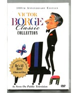 VICTOR BORGE CLASSIC COLLECTION * 6 HOUR SET ON 6 DVD TAPES * 100 ANNIVE... - $8.99