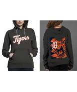 NEW !! Detroit Tigers Classic Black women's Hoodie - $29.99