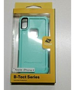 Boost Mobile Phone Case B-Tact Series for Apple iPhone X (Sea Foam Green) - $8.99