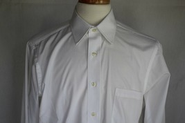 Chaps by Ralph Lauren Men's Long Sleeve Classic Fit Dress Shirt Size 16 34/35 - $19.79