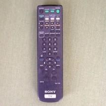 Sony RM-Y169 Original Oem Tv Remote Control Fits RM-Y165 RM-Y167 RM-Y168 RM-Y171 - $8.00