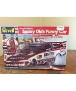 Revell Bruce Larson's Sentry Olds Funny Car 1989 NHRA Champion Sealed Mo... - $42.95