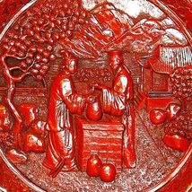 """Return  of the Bracelet"" Commemorative Plate by the Ming Dynasty AA20-CP2337 Vi"